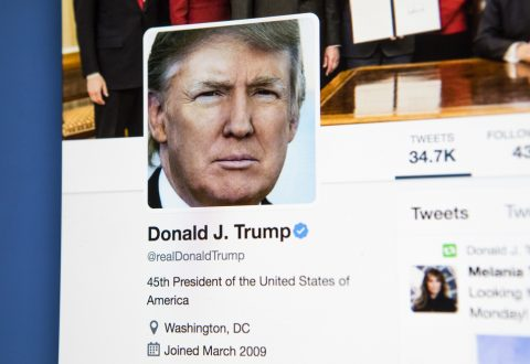 Judge Rules that President Trump Blocking Critics on Twitter Is Unconstitutional