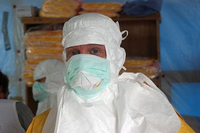 CDC worker