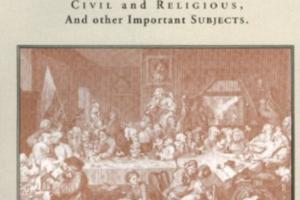 History Speaks: Cato's Letters, 1720-1723