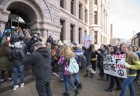 Are Student Walkouts Protected By the First Amendment?