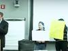 Screenshot from video taken at Professor Josh Blackman talk at CUNY Law