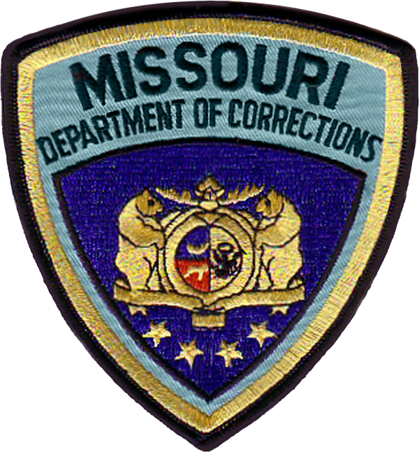 Missouri Department of Corrections badge