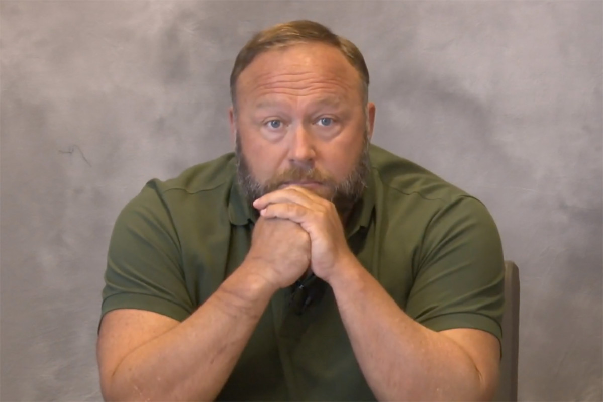 Alex Jones Deposition