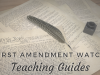 First Amendment Watch Teacher Guide: Balancing The Right To A Fair Trial With The Right Of A Free Press