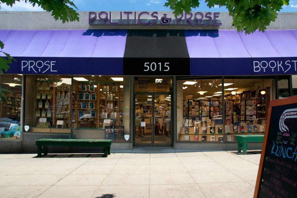 Politics and Prose Bookstore