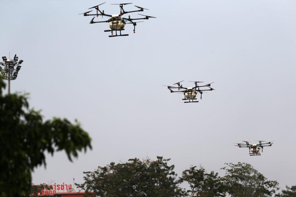 Drones Thailand