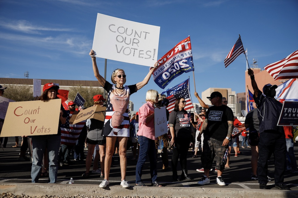 Arizona Protest
